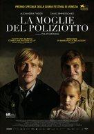 Die Frau des Polizisten - Italian Movie Poster (xs thumbnail)