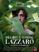 Lazzaro felice - French Movie Poster (xs thumbnail)