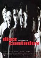 Días contados - Spanish Movie Poster (xs thumbnail)