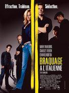 The Italian Job - French Movie Poster (xs thumbnail)