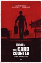The Card Counter - Movie Poster (xs thumbnail)
