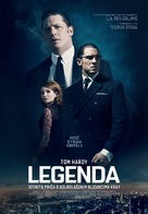 Legend - Croatian Movie Poster (xs thumbnail)