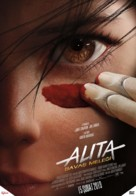 Alita: Battle Angel - Turkish Movie Poster (xs thumbnail)