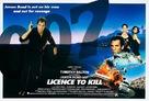 Licence To Kill - British Movie Poster (xs thumbnail)