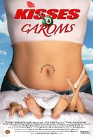 Kisses and Caroms - Movie Poster (xs thumbnail)