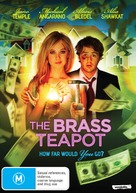 The Brass Teapot - Australian DVD movie cover (xs thumbnail)