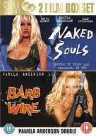 Barb Wire - British DVD movie cover (xs thumbnail)