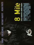 8 Mile - British Movie Poster (xs thumbnail)