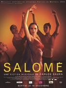 Salomé - French Movie Poster (xs thumbnail)