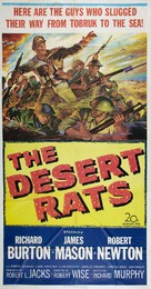 The Desert Rats - Movie Poster (xs thumbnail)