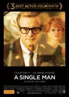 A Single Man - Australian Movie Poster (xs thumbnail)