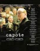 Capote - For your consideration movie poster (xs thumbnail)