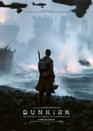 Dunkirk - German Movie Poster (xs thumbnail)