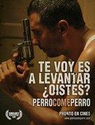 Perro come perro - Colombian Movie Poster (xs thumbnail)