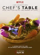 """""""Chef's Table"""" - Movie Poster (xs thumbnail)"""