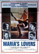 Maria's Lovers - Italian Movie Poster (xs thumbnail)