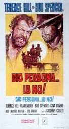 Dio perdona... Io no! - Italian Movie Poster (xs thumbnail)