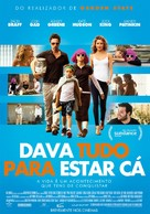 Wish I Was Here - Portuguese Movie Poster (xs thumbnail)
