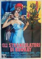 The Stranglers of Bombay - Italian Movie Poster (xs thumbnail)