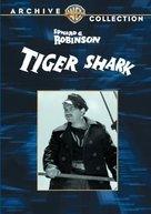 Tiger Shark - DVD cover (xs thumbnail)