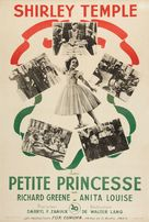 The Little Princess - French Movie Poster (xs thumbnail)