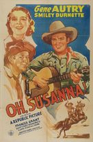 Oh, Susanna! - Re-release poster (xs thumbnail)