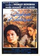 Höstsonaten - Italian Movie Poster (xs thumbnail)