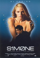 S1m0ne - Spanish Movie Poster (xs thumbnail)