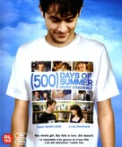 (500) Days of Summer - Dutch Movie Cover (xs thumbnail)