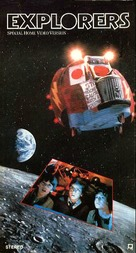 Explorers - Movie Cover (xs thumbnail)