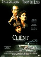 The Client - French Movie Poster (xs thumbnail)