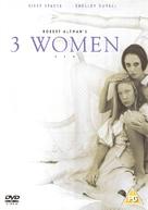 3 Women - British DVD movie cover (xs thumbnail)