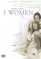 3 Women - British DVD movie cover (xs thumbnail)