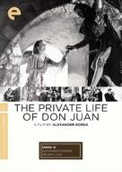 The Private Life of Don Juan - DVD cover (xs thumbnail)