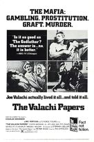 The Valachi Papers - Movie Poster (xs thumbnail)
