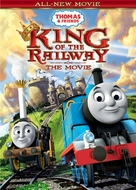Thomas & Friends: King of the Railway - Movie Cover (xs thumbnail)