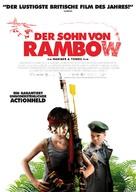 Son of Rambow - German Movie Poster (xs thumbnail)