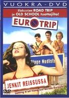 EuroTrip - Finnish Movie Cover (xs thumbnail)
