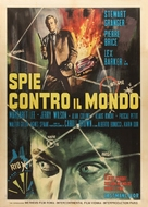 Carnaval des barbouzes, Le - Italian Movie Poster (xs thumbnail)