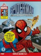 """Spider-Man and His Amazing Friends"" - British DVD cover (xs thumbnail)"
