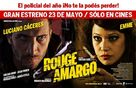 Rouge amargo - Argentinian Movie Poster (xs thumbnail)