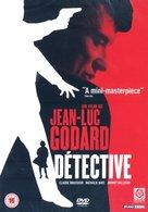 Détective - British DVD cover (xs thumbnail)