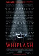 Whiplash - Dutch Movie Poster (xs thumbnail)