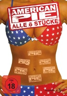 American Pie 2 - German DVD cover (xs thumbnail)