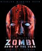 Dawn of the Dead - Italian Blu-Ray movie cover (xs thumbnail)