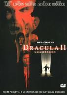 Dracula 2000 - Czech DVD movie cover (xs thumbnail)