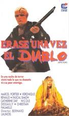 Il était une fois le diable - Devil's story - Argentinian VHS cover (xs thumbnail)