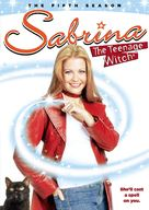 """""""Sabrina, the Teenage Witch"""" - Movie Cover (xs thumbnail)"""