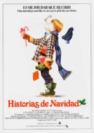 A Christmas Story - Spanish Movie Poster (xs thumbnail)