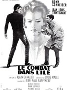 Le combat dans l'île - French Movie Poster (xs thumbnail)